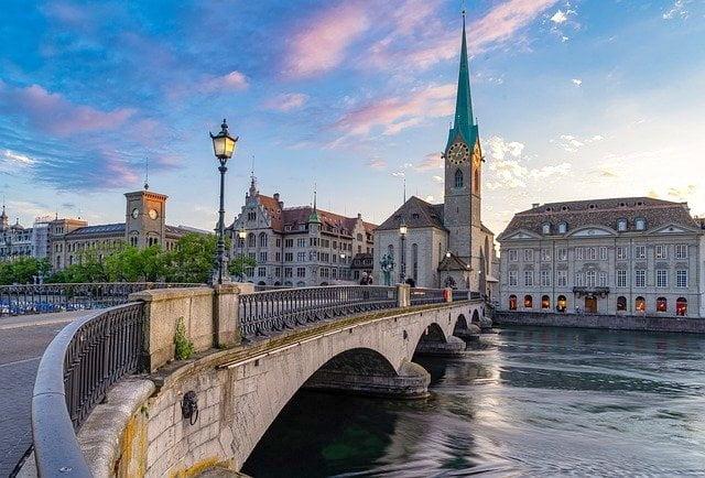 İsviçre'de Yaşam