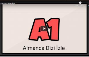 Almanca Dizi A1